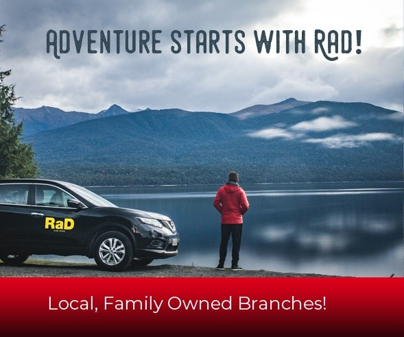 Adventure Starts with RaD