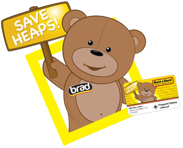 Save Heaps bear