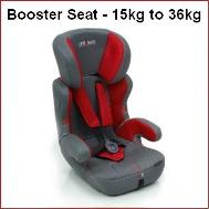 Rental Car Booster Seat