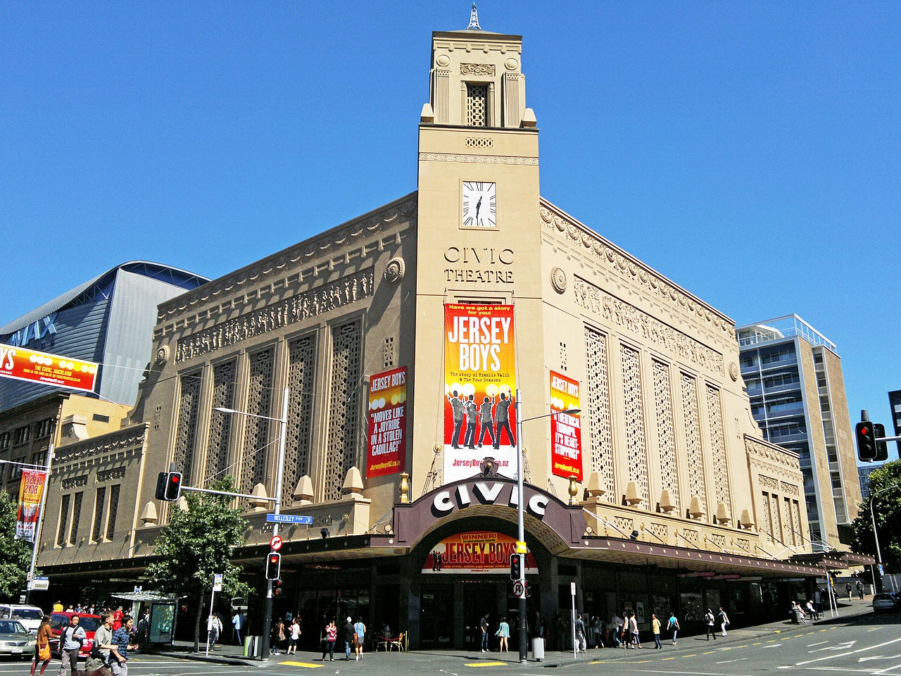 The Civic Auckland City