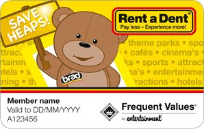 Frequent Values Card