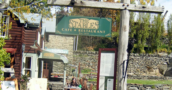 The Stables Cafe