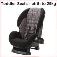 Rent a Dent Toddler Seats