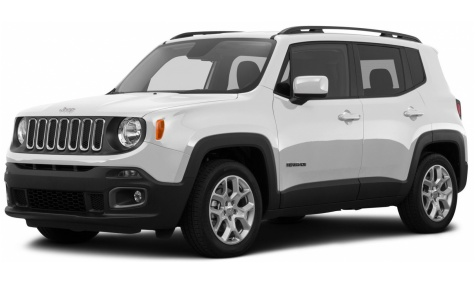2018 Jeep Renegade - New Vehicle to our Fleet