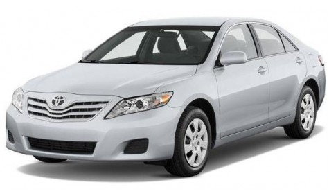 Class 4 - Full Size Premium Sedan - No surcharge on Visa or Mastercard