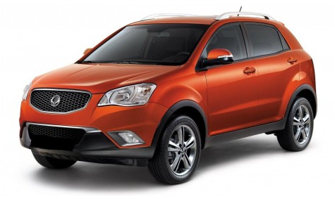 Premium Full Size Korando 5 Door