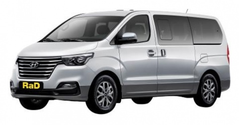 7/8 Seater 2500cc People Mover
