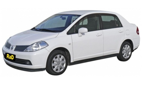 Compact 4 Door 1500cc Sedan/Hatch