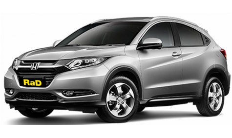 2018 Honda HR-V 5 door