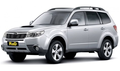 Intermediate - Subaru Forester - AWD
