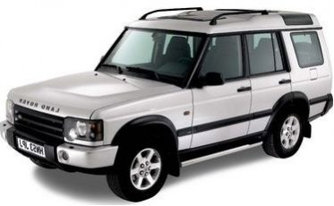4WD Landrover Discovery Series II