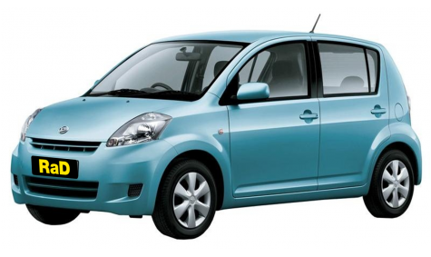 Economy - 4/5 Door 1300cc Hatchback