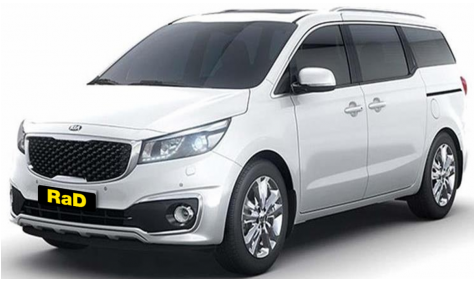 PC5A: Premium Class - 8 Seat Luxury MPV