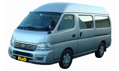 10 Seater Mini Coach
