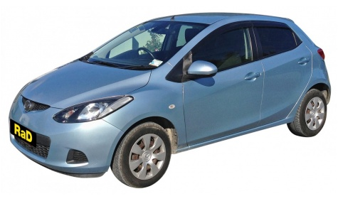 Economy - 1300cc 5 Door Hatchback