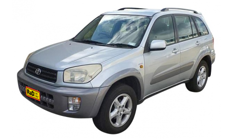Toyota RAV 4 All Wheel Drive 5 Door