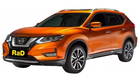 Nissan X-Trail 2WD 7 seater