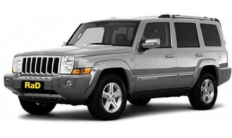 Jeep Commander 4WD