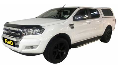 Ford Ranger XLT 4WD with Canopy and Towbar
