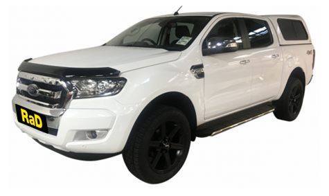 4WD 2016 / 2018 Ford Ranger Utility