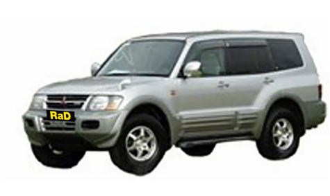 SUV 4WD 7 Seater