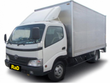 Removal Truck - Automatic Transmission