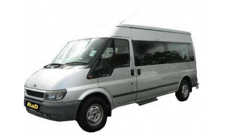 Ford Transit LWB High Roof Cargo Van