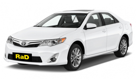 Class 4 -Standard Full Size Sedan - No surcharge on Visa or Mastercard